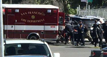 Hombre dispara arma en San Francisco; hay al menos seis muertos, él incluido