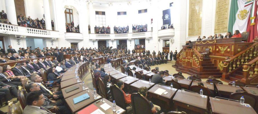 ALDF solicitará separación del cargo del delegado en Tláhuac