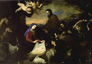 Adoración de los pastores. Obra de José de Ribera. Foto Especial