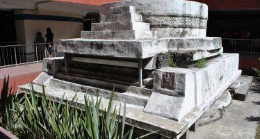 Hallan vestigio ceremonial de calpulli mexica en Pino Suárez