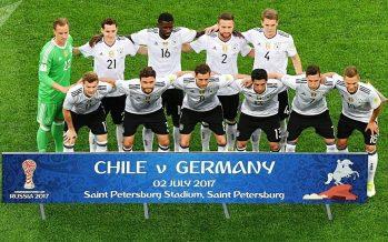 Para la Selección de Alemania, la Copa Confederaciones