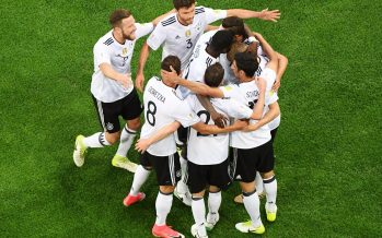 Alemania, primer lugar en ranking de la FIFA; desplaza a Brasil
