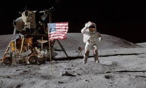 Alunizaje del Apolo 11. Foto Especial