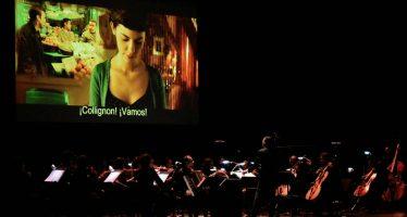 Arts Orquesta México musicalizó en vivo Amélie en el Teatro de la Ciudad