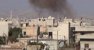 Daesh ataca con cohetes ciudad siria de Deir Ezzor