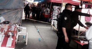 Balacera en Iztapalapa deja 2 muertos y 10 heridos