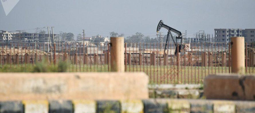 Recupera Siria cuatro campos petroleros; los tenía el Daesh