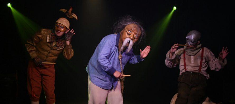Últimas funciones de Caracol y Colibrí, en La Teatrería