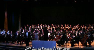 La Filarmónica de las Artes, tuvo gran cierre de temporada