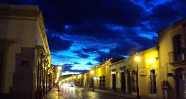 Llevan a cabo tequio por Oaxaca, antes de la Guelaguetza