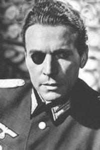 Claus von Sttauffenberg. Foto Especial