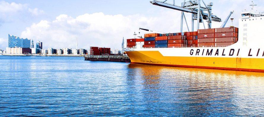 Volumen de comercio exterior aumentó 6.0 por ciento