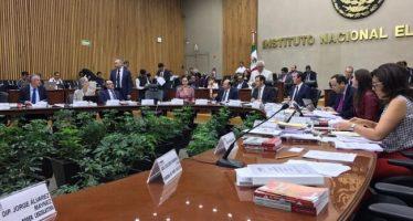 El INE revisará gastos de campaña a partir del lunes