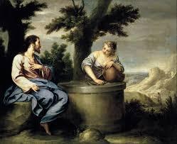 Cristo y la samaritana en el pozo. Obra de Alonso Cano. Foto Especial