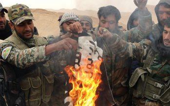 Desmienten en Irak la muerte del líder de Daesh