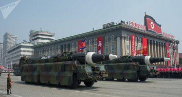EEUU amenaza con acciones militares a Corea del Norte