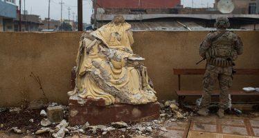 40,000 muertos: el macabro balance del asedio de Mosul