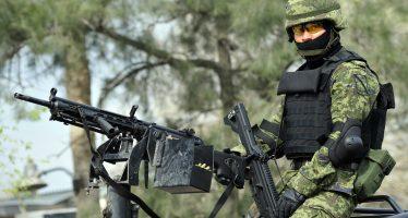 Corresponsabilidad en combate al crimen organizado: Peña y Kelly