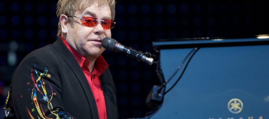 Elton John cancela concierto en Hamburgo por seguridad del G-20