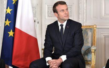 Macron llama a EUA y Corea del Norte