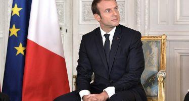 Detienen en Francia a joven que planeaba atentar contra Macron