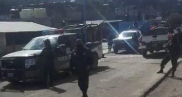 Marina y Ejército se enfrentan a huachicoleros en Puebla: 5 muertos