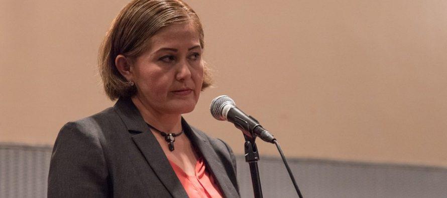 INE desecha queja contra Morena; video de Eva Cadena, ilícito, dice