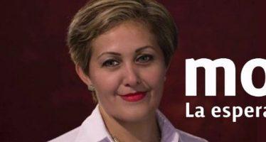 Eva Cadena quiere regresar al Congreso de Veracruz