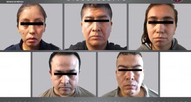 Detienen a 5 policías municipales de Atizapán, acusados de secuestro