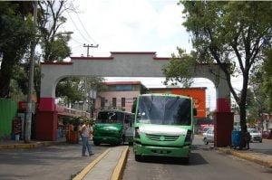 Foto de ña Delegación de Xochimilco