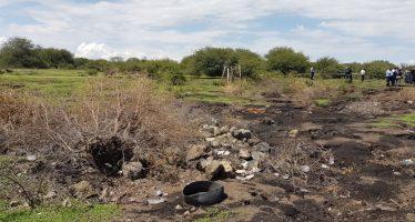 Se descarta formación de nuevo volcán en Michoacán