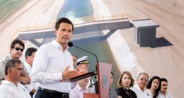 Renegociación del TLCAN nos abre áreas de oportunidad: Peña Nieto