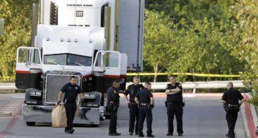 Sube a diez el número de migrantes mexicanos asfixiados en Texas