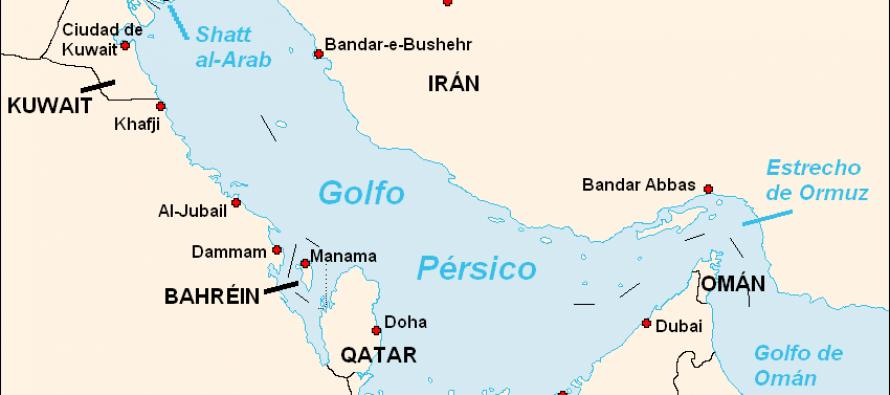 Barco de EU lanza disparos de advertencia a nave iraní