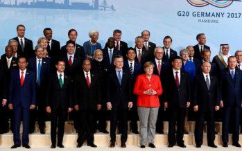 El G-20, contra Trump en Comercio y Cambio Climático