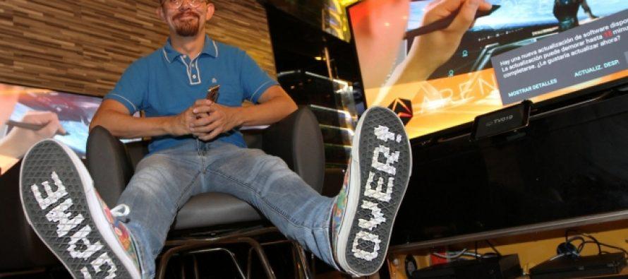 Necesario regular los videojuegos en México: Habacuc Guzmán
