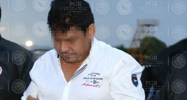 Cae cabecilla de banda criminal; operaba en Coatzacoalcos