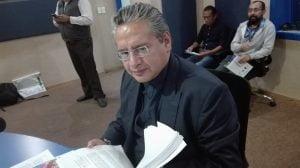 Dr. Rodolfo Onzarza. Foto: Voces del Periodista
