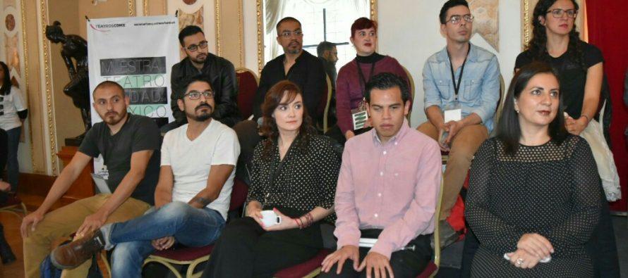 Llega la Muestra de Teatro de la Ciudad de México 2017