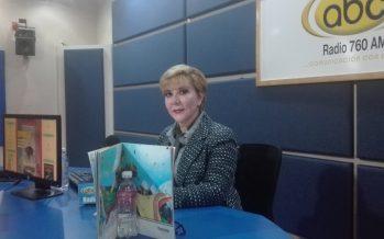 El pueblo de México ha despertado: Celeste Sáenz de Miera