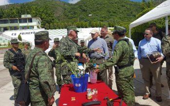 Tillerson y Kelly encuadrarán a México en el Comando Sur
