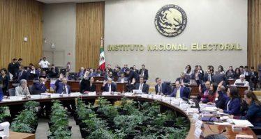 Retoma el INE fiscalización de ingresos y gastos partidistas