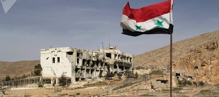 EEUU e Israel, listos para dividir Siria