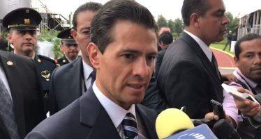 EPN pedirá auditoría de Función Pública sobre obra de Paso Express