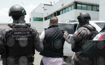 Tiene PGR seis meses para ampliar investigación contra Javier Duarte