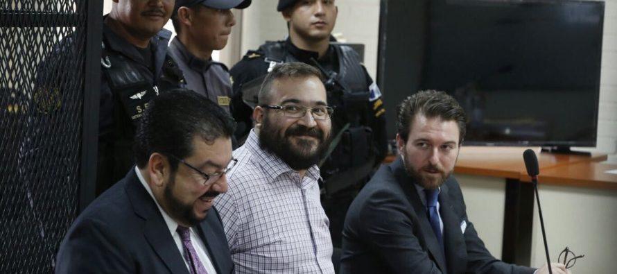 Entrega de Javier Duarte puede ser cuestión de unas horas