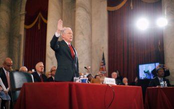 Trama rusa alcanza al fiscal general de EU, Jeff Sessions
