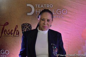 Josefa El Musical: Éder Zárate