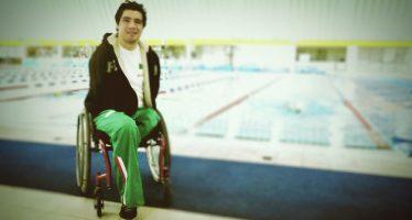 """El """"Delfín"""" Juan Ignacio Reyes se despide de la Natación Paralímpica"""