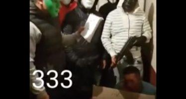 """Investigan a """"justicieros de Santa Julia"""", por secuestro"""